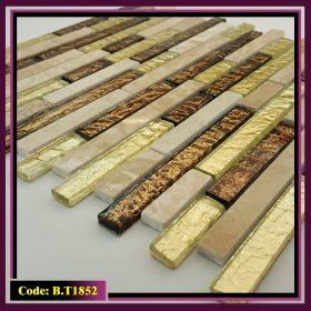 محصولات سری خطی شیشه و سنگ طبیعی